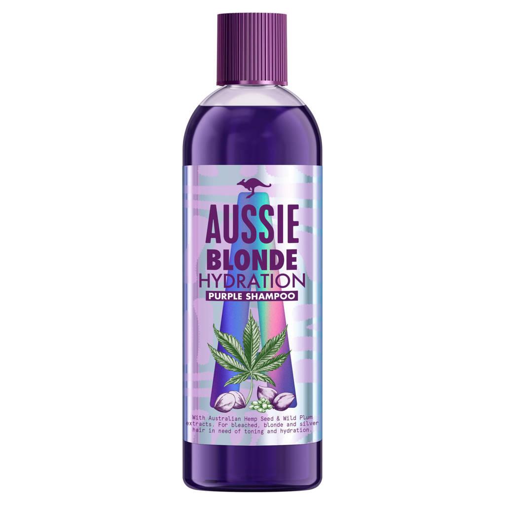 Aussie Blonde Hydratatie Purple Shampoo