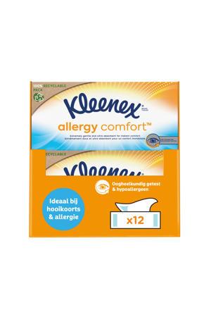 tissues Allergy Comfort 672 zakdoekjes - 12x56 stuks