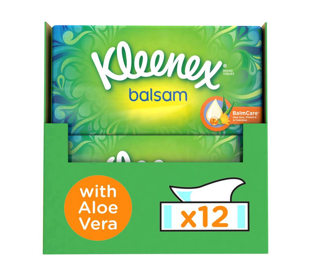 Kleenex tissues Balsam 864 zakdoekjes - 12x72 stuks