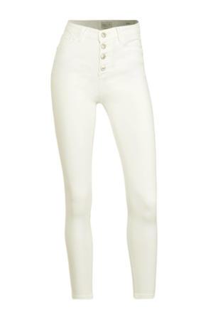 high waist skinny jeans Romina donkerblauw