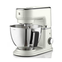 WMF KITCHENminis One For All keukenmachine (wit), Grey,Stainless steel,White