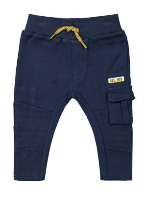 cargobroek donkerblauw