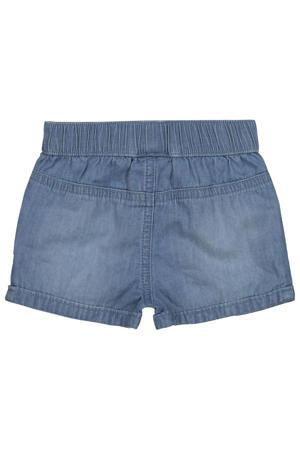 regular fit jeans short denimblauw