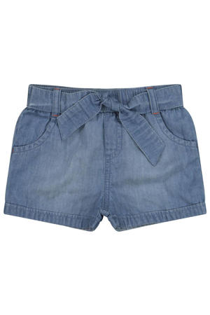 regular fit jeans short denimblauw