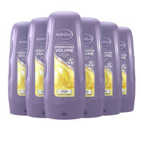Andrelon Andrélon Verrassend Volume Conditioner - 6 x 300 ml - Voordeelverpakking