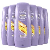 Andrelon Andrélon Special Almond Shine Conditioner - 6 x 300ml - Voordeelverpakking