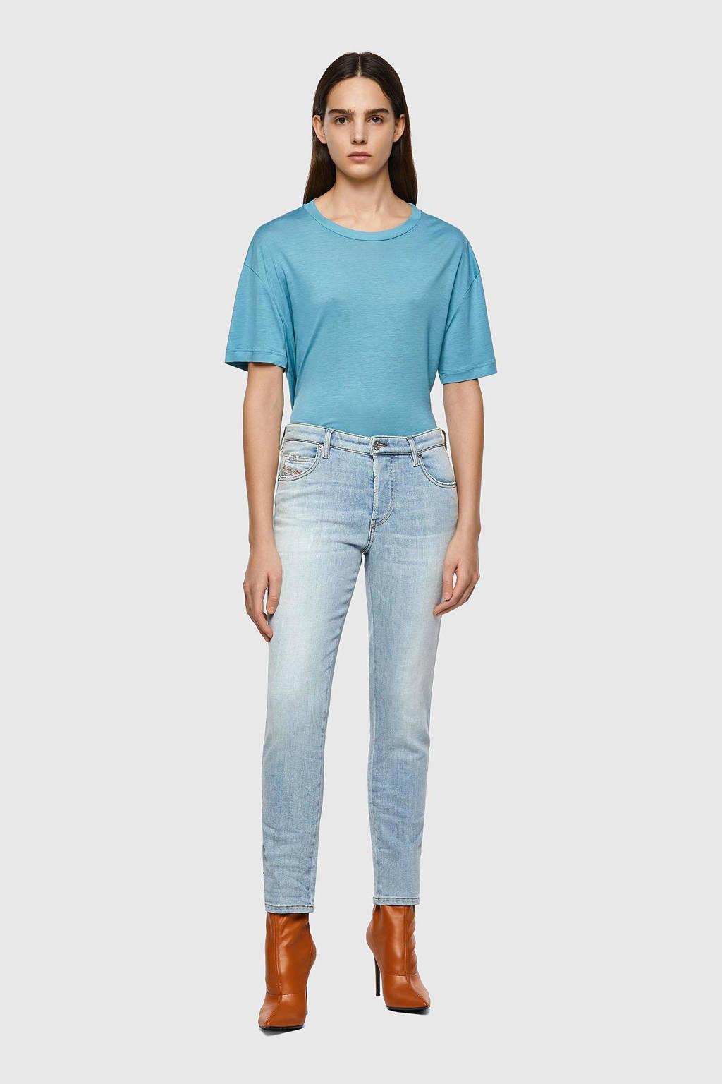 Diesel slim fit jeans BABHILA light blue, Light Blue