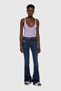 Diesel low waist bootcut jeans D-Ebbey dark denim, Dark denim