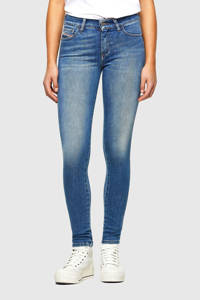 Diesel skinny jeans Slandy middenblauw