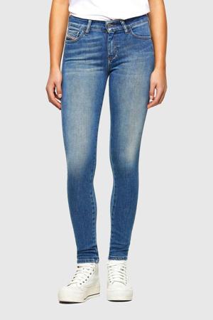 skinny jeans Slandy middenblauw