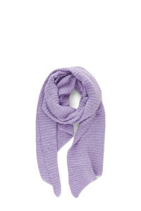 PIECES sjaal PCPYRON lila, Lila
