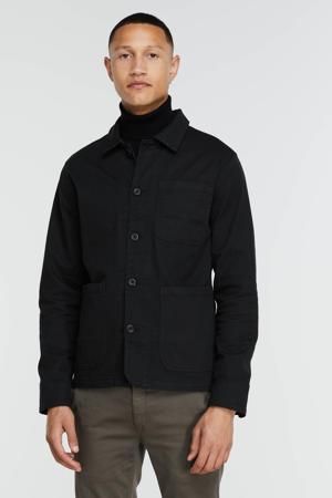 regular fit overhemd PKTAKM ELIAS zwart