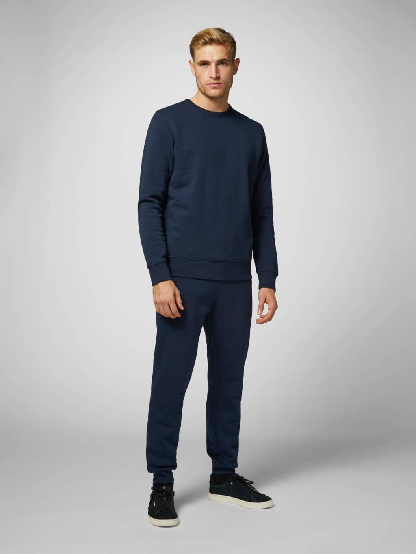 PRODUKT regular fit broek PKTGMS BASIC navy blazer, Navy Blazer