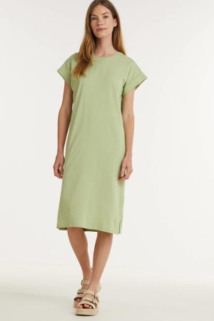 jurk Elisse Alva lichtgroen