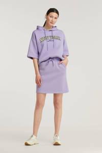 SisterS Point gemêleerde mini rok lila, Lila