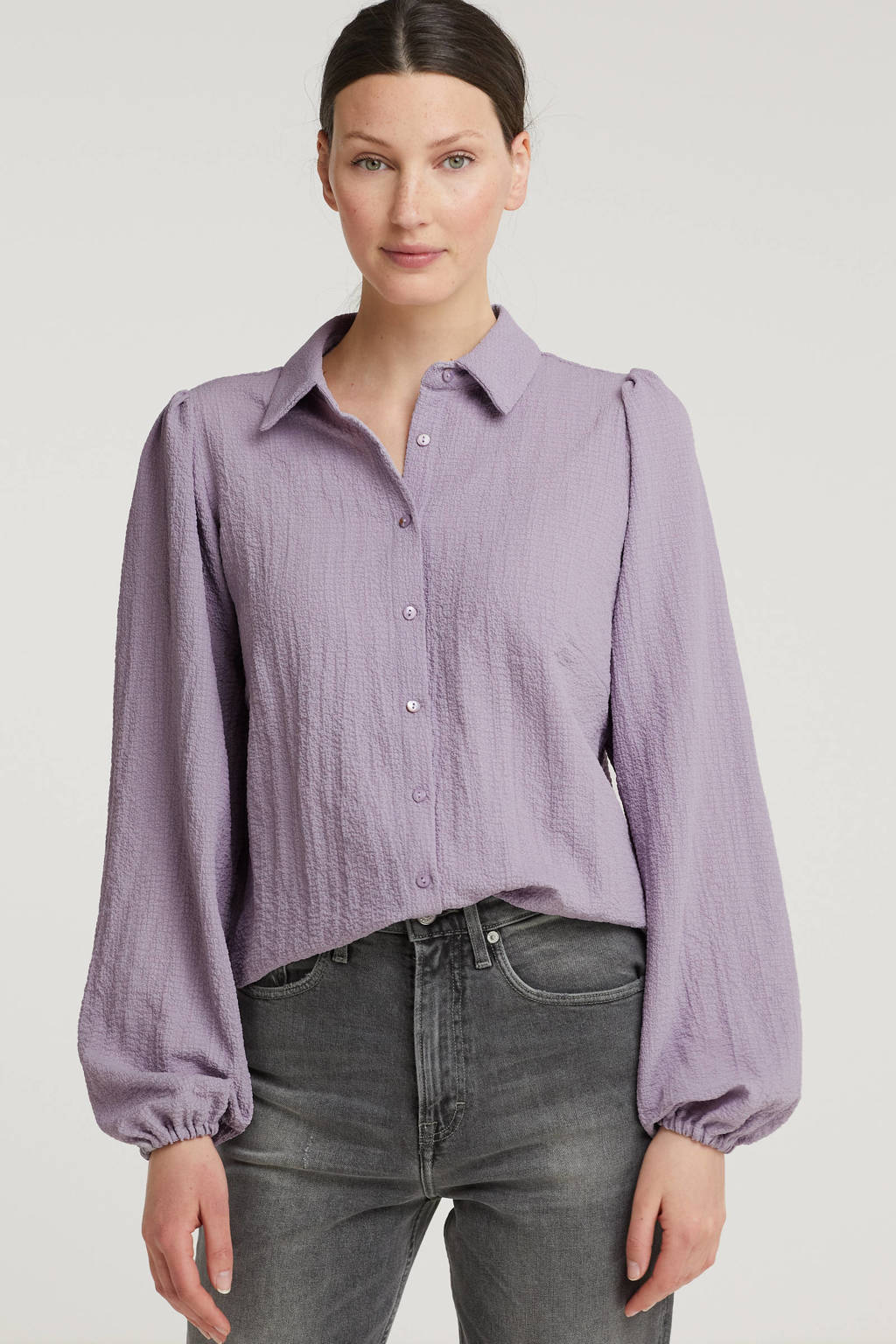 SisterS Point blouse lila, Lila