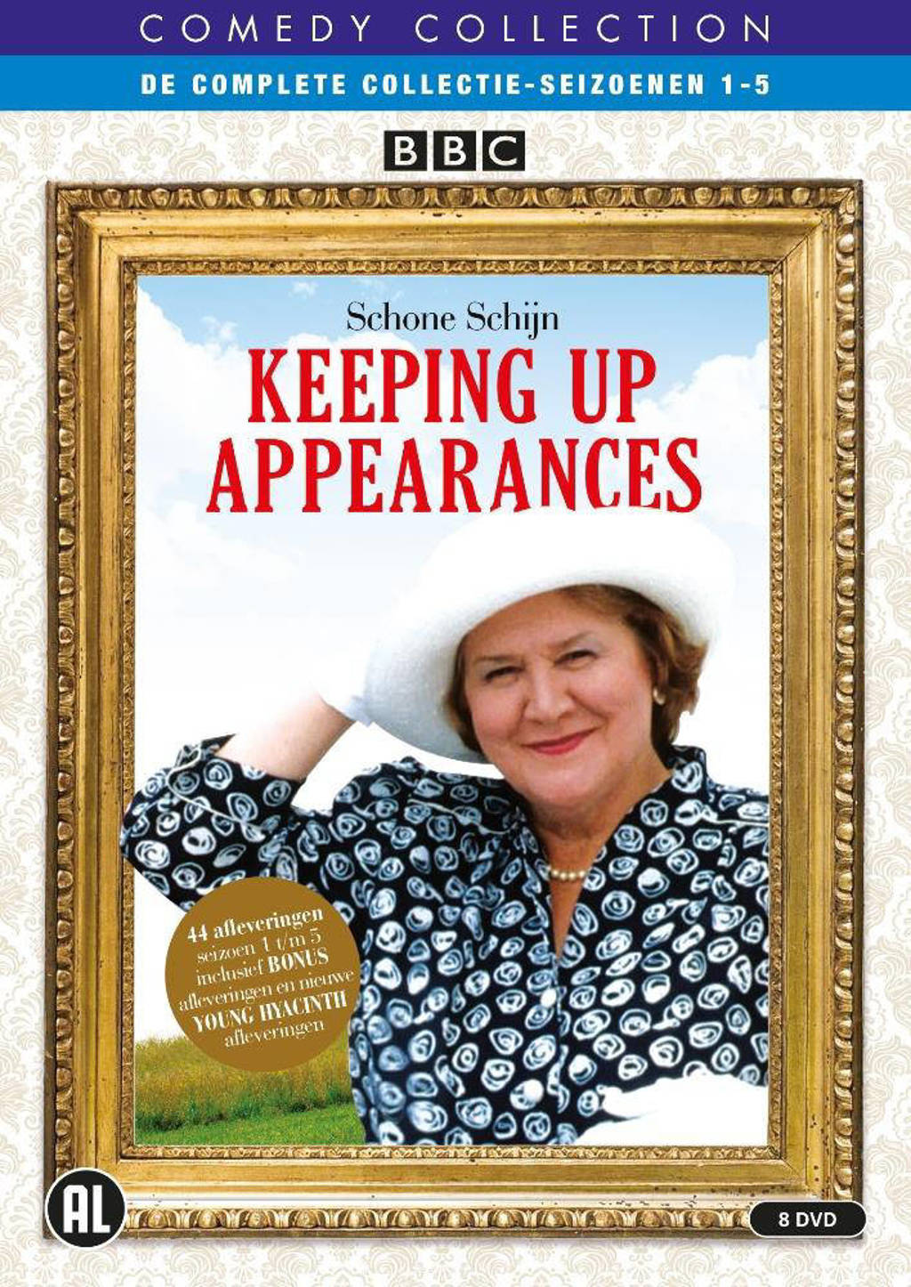 Keeping up appearances - De complete collectie (DVD)