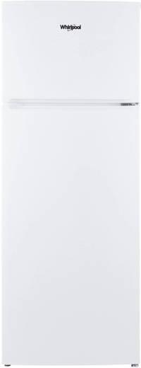 Whirlpool W55TM 4110 W 1 koel/vries combinatie, Wit
