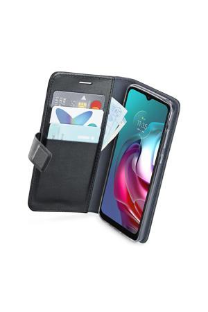 Motorola Moto G30 Wallet case telefoonhoesje (zwart)