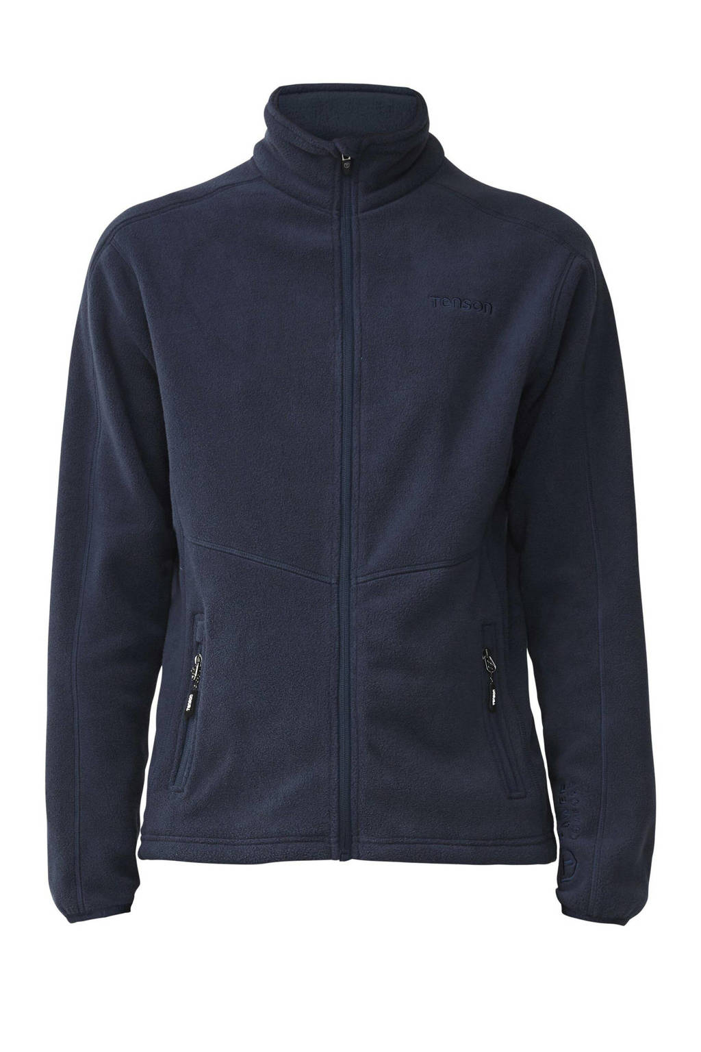 Tenson outdoor fleece vest Miracle donkerblauw, Donkerblauw