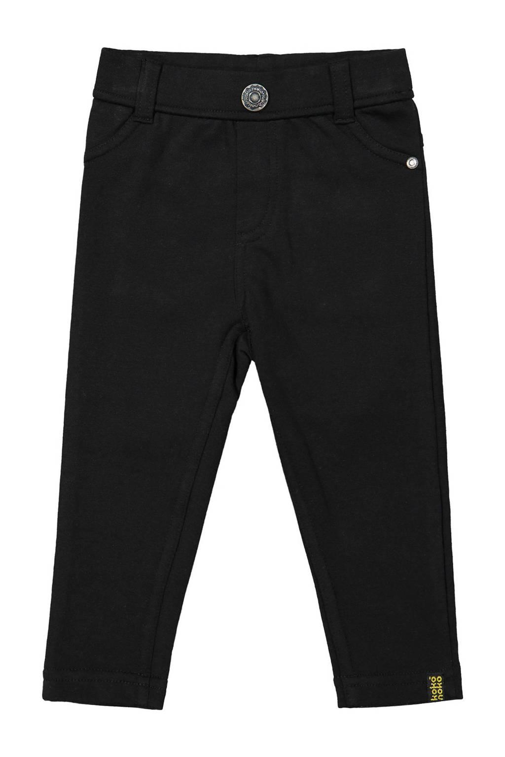 Koko Noko broek zwart, Zwart