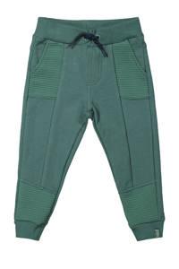 Koko Noko joggingbroek groen/donkerblauw, Groen/donkerblauw