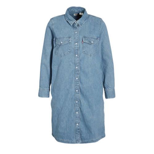 Levi's spijkerjurk SELMA DRESS blauw