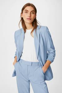 C&A Yessica Tailored blazer lichtblauw, Lichtblauw