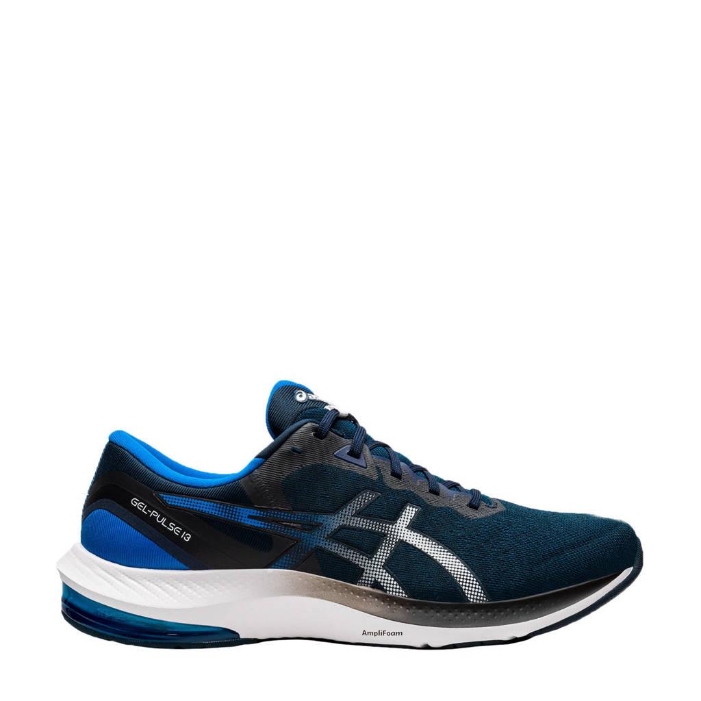 ASICS Gel-Pulse 13 hardloopschoenen donkerblauw/kobaltblauw/wit