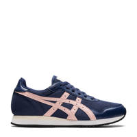 ASICS Tiger Runner  sneakers blauw/lichtroze, Blauw/lichtroze