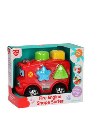 Vormensorteerder Brandweerwagen