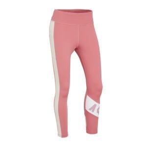 sportlegging roze/wit