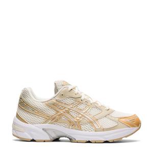 Gel-1130  sneakers ecru/goudkleurig