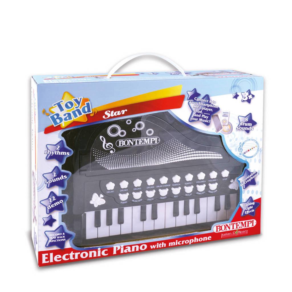Bontempi Piano met Microfoon
