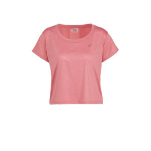 hardloop T-shirt roze