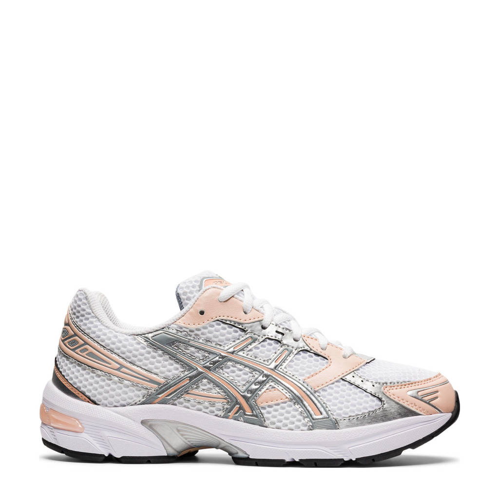 ASICS Gel-1130  sneakers wit/zilver/roze