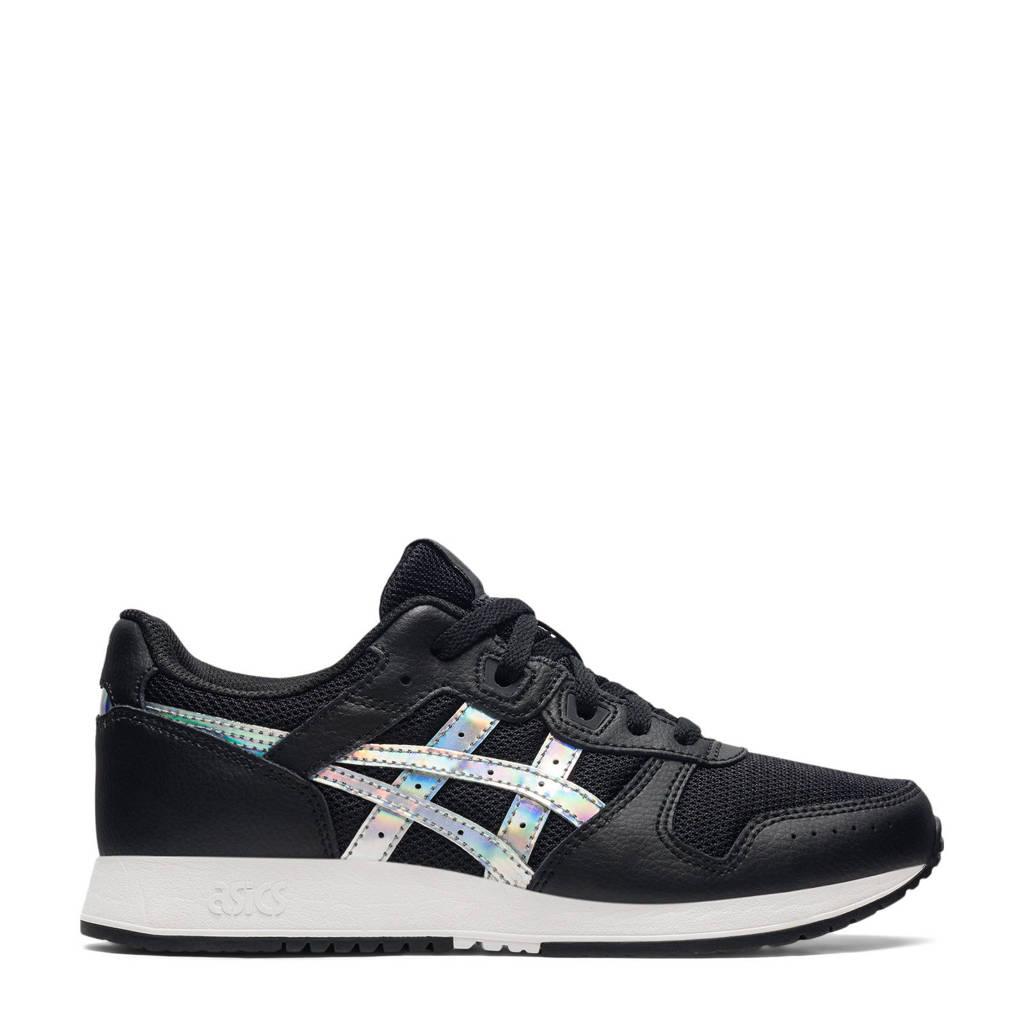 ASICS Sportstyle Lyte Classic  sneakers zwart/zilver, Zwart/zilver