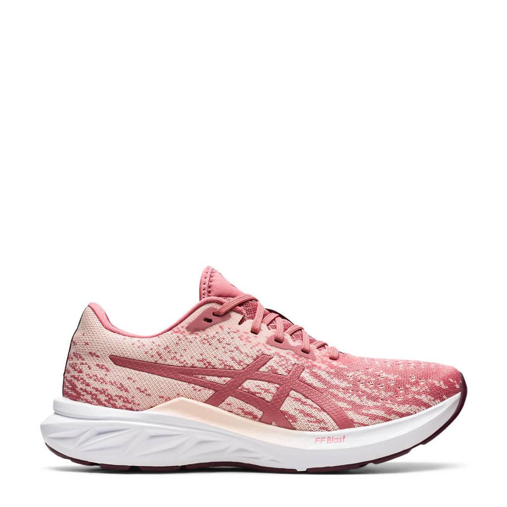 ASICS Dynablast 2 hardloopschoenen roze/koraalrood