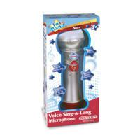 Bontempi Karaoke Microfoon met Opneemfunctie