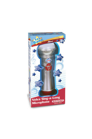Karaoke Microfoon met Opneemfunctie