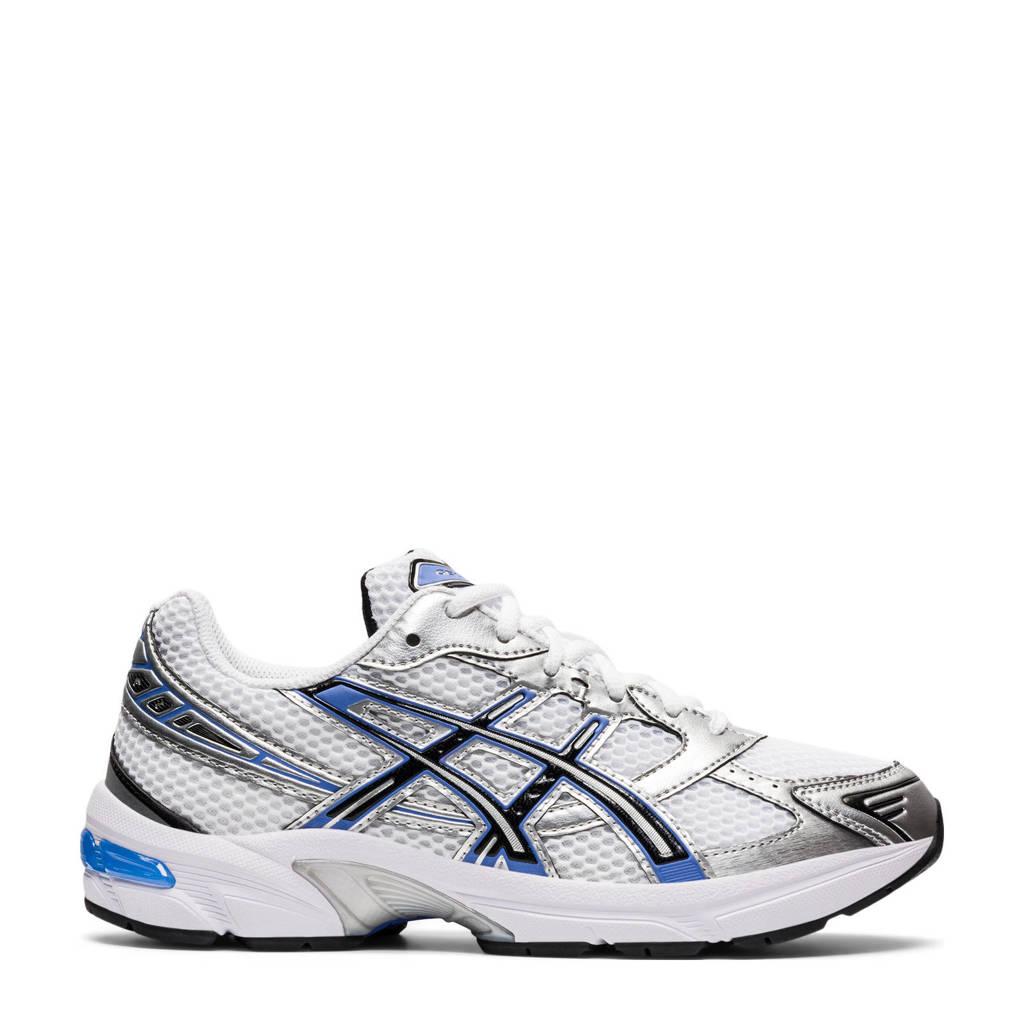 ASICS Gel-1130  sneakers wit/blauw/grijs, Wit/blauw/grijs