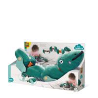 SES  Klik en knoop Krokodil, Multi kleuren
