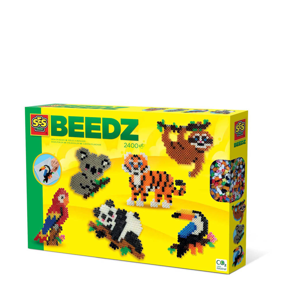 SES Beedz Jungle dieren