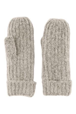 handschoenen LPPYRON grijs