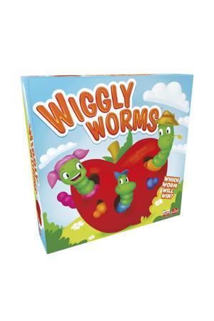 Wiggly Worms denkspel