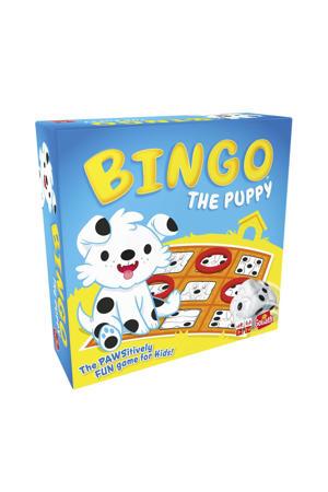 Bingo the puppy bordspel