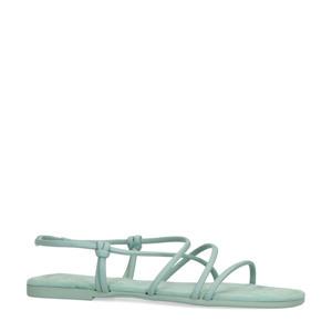 sandalen lichtblauw