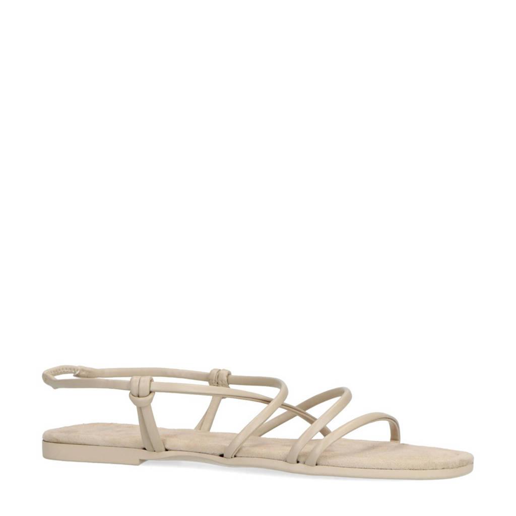 Manfield   sandalen beige, Beige