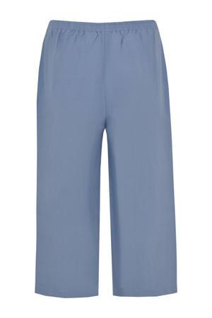 high waist culotte lichtblauw