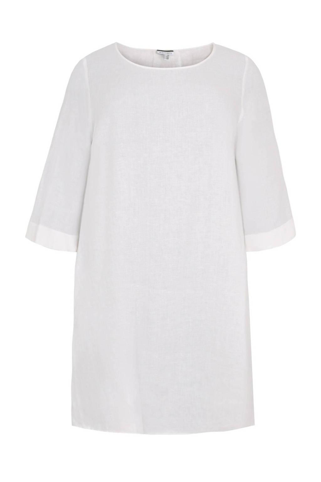 Yoek jurk wit, Wit